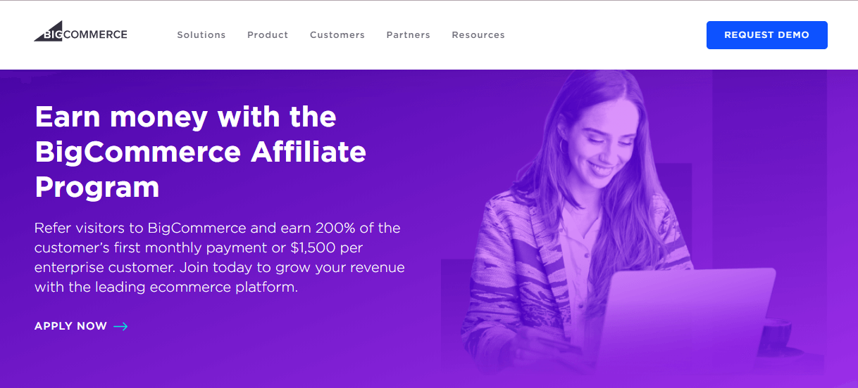 Партнёрская программа BigCommerce