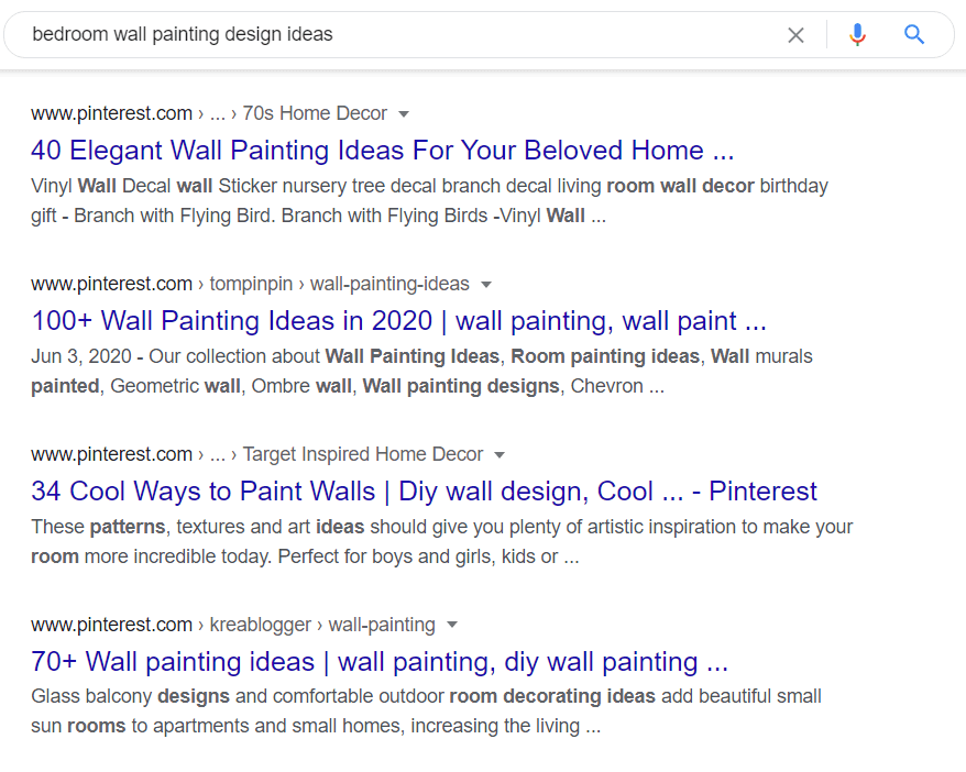 Long-tail keywords better outline searcher's intent