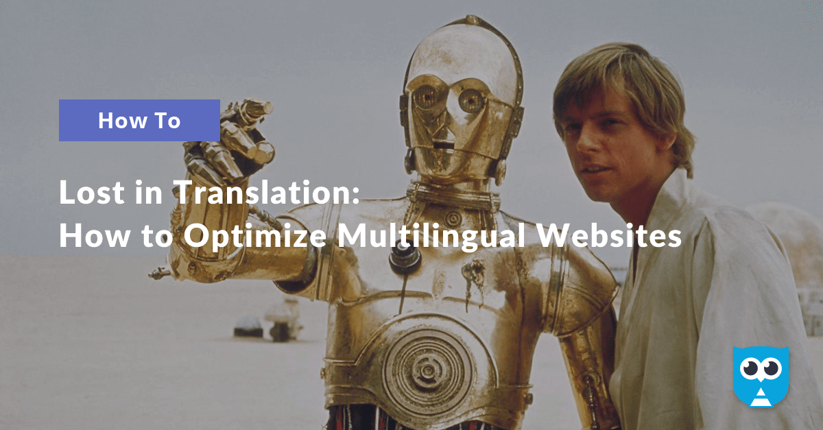 How to Optimize Multilingual Websites