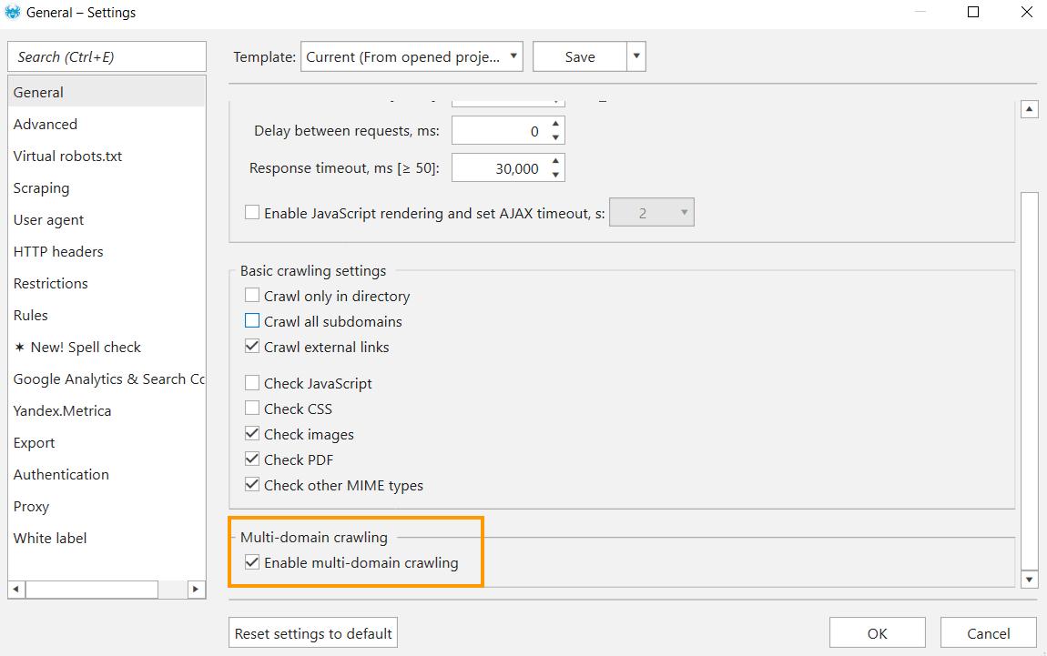 How to find broken links in Netpeak Spider