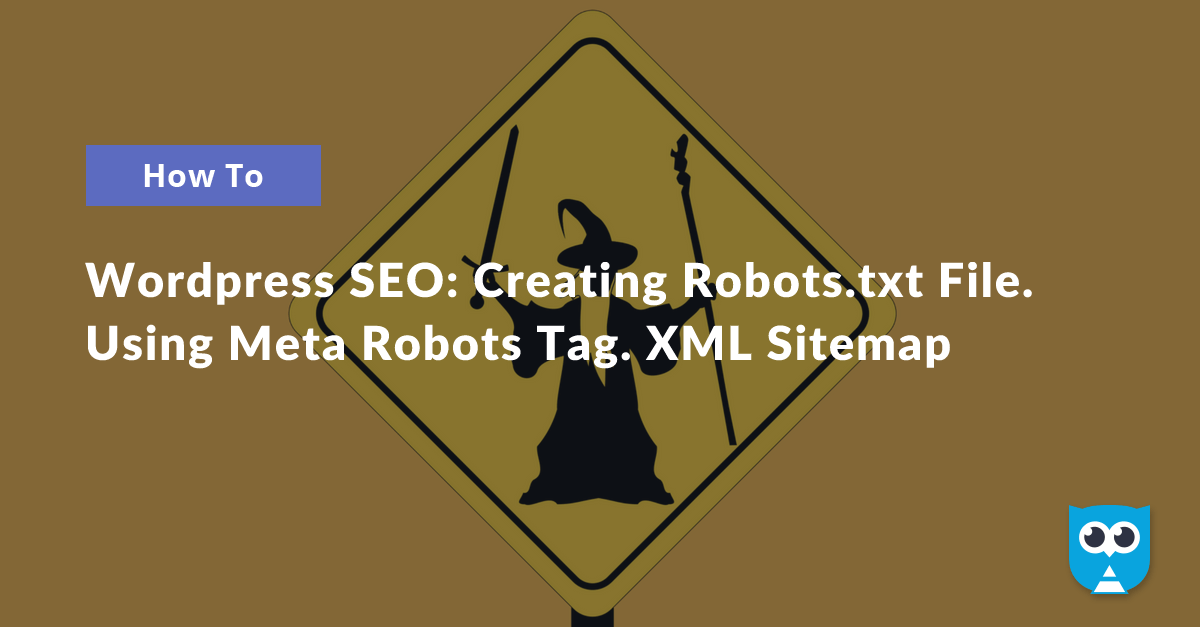 wordpress seo creating robots txt file using meta robots tag xml