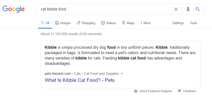 This is zero position of the SERP, which is called 'featured snippet'