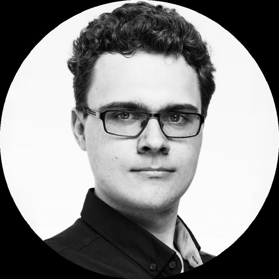 Maksym Moskalyk, Lead Software Engineer at Netpeak Software