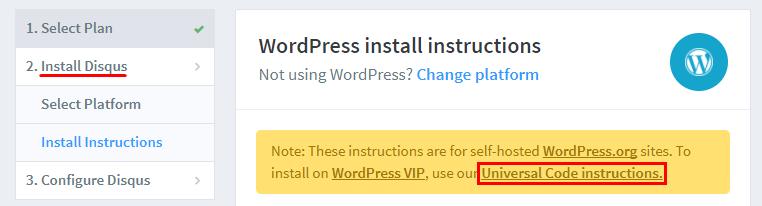 Wordpress SEO: Universal Code