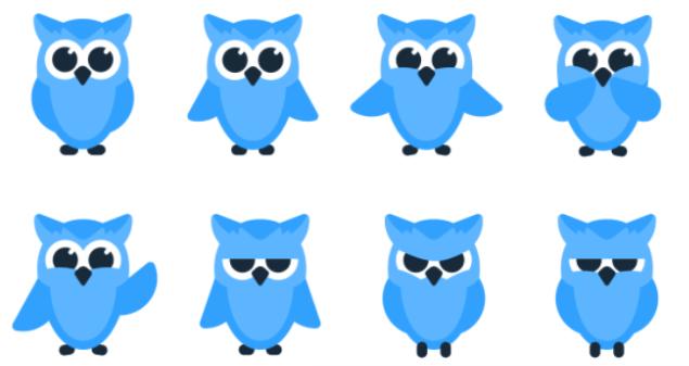 Встречайте сову Owlymate во всех ипостасях и настроениях