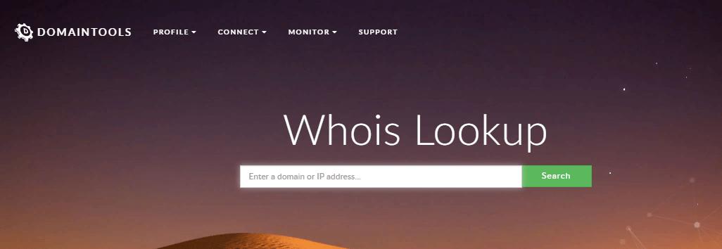 Как узнать историю сайта в сервисе whois
