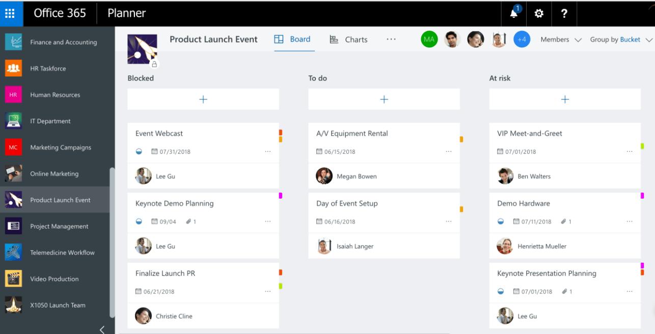 «Планировщик» от Microsoft