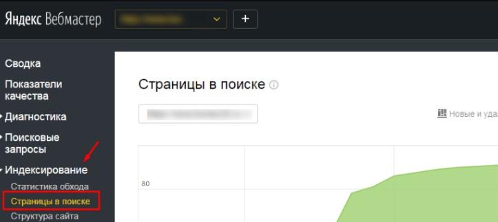 Как проверить, есть ли страница в индексе Яндекс
