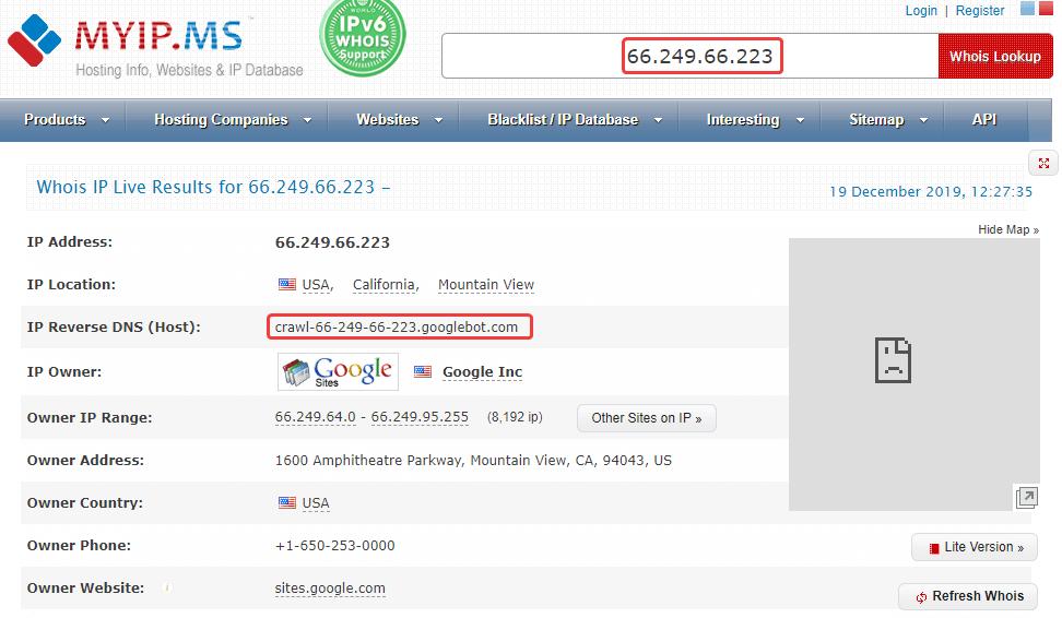 Как проверить IP с помощью сервиса MyIp