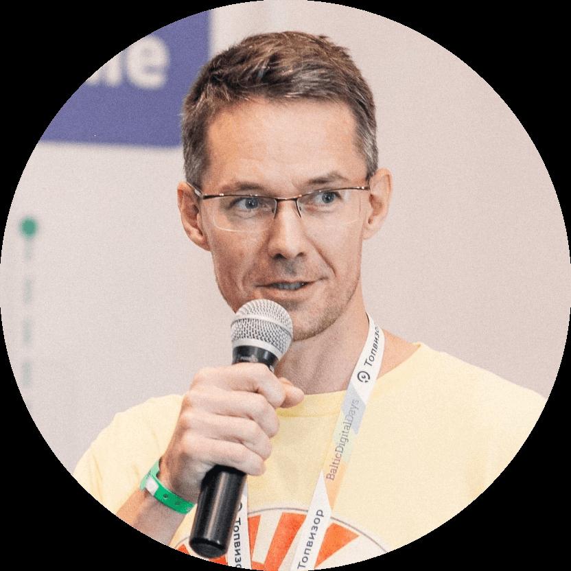 Михаил Шакин, SEO-специалист, автор блога shakin.ru