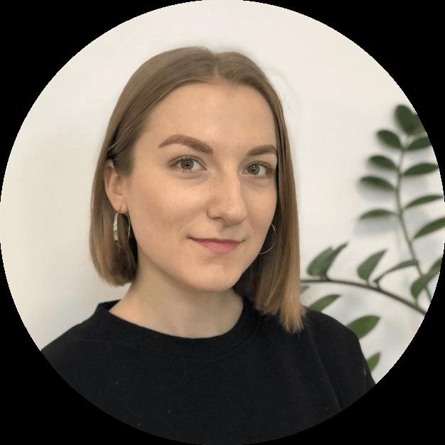 Юля, Blog Editor